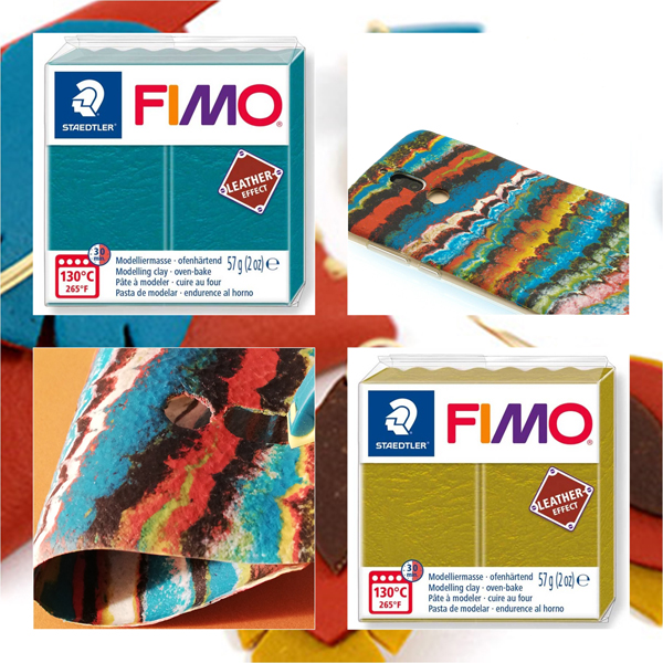 fimo leather page copy