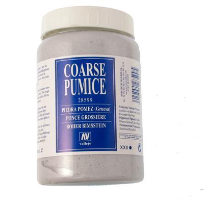 Coarse pumice 500 ml