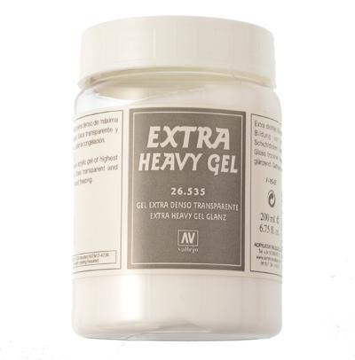 Extra heavy gel 200 ml