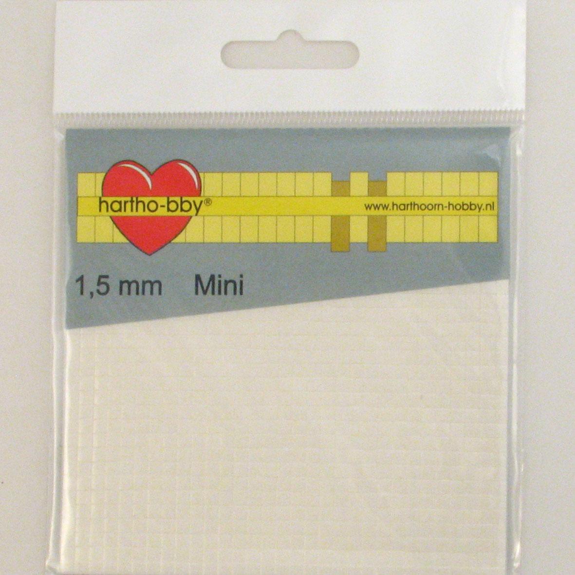 3 d ljepljivi kvadratići 3x3x1,5 mm, 961 kom
