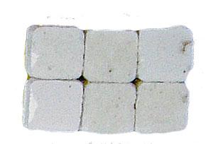 Mozaik Ceramica Mini 5x5x3 mm
