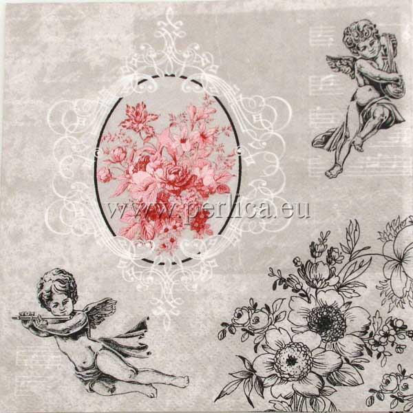 Salveta Putties and flowers C60