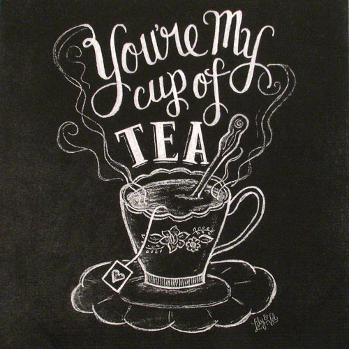 Salveta Blackboard tea R2