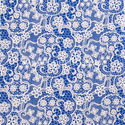 """Salveta """"Linen lace indigo"""" G29"""