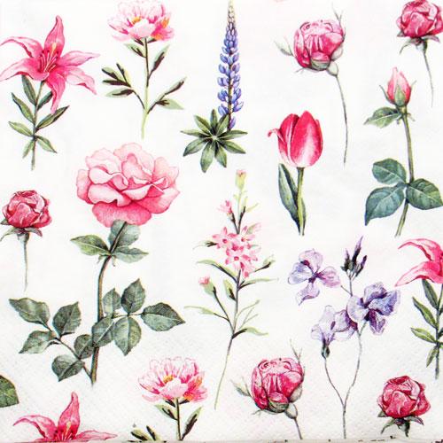 "Salveta ""Flowers"" C12"