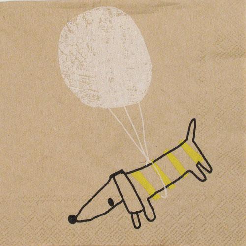 Salveta Funny dogy LN6