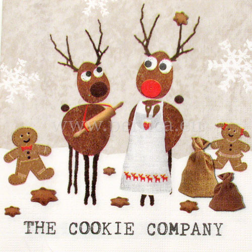 "Salveta ""The Cookie company"" BZJ2"