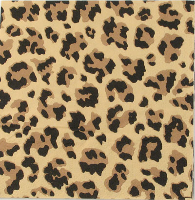 Salveta Životinjska koža J10