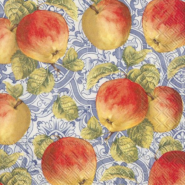Salveta Classical Apples blue VP8