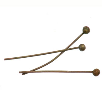 Spille s glavicom 0,5x20 mm 50 kom, M2 G11