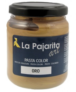 Color pasta 175 ml  Gold