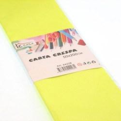 Krep-papir-neon-zuti