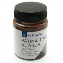 La-Pajarita-patina-braun