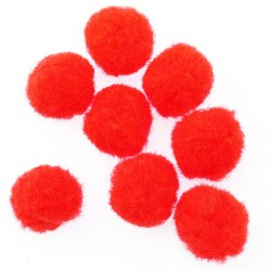 Pomponi-crveni