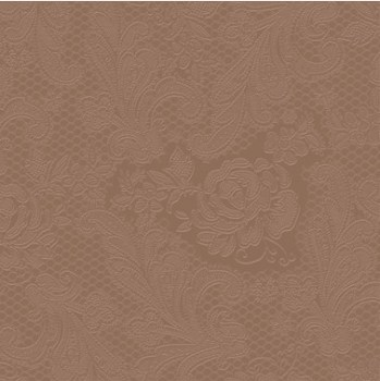 Salveta lace chocolate