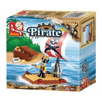 Sluban Pirate SB0277