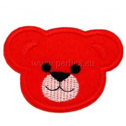 Tassel-teddy-red