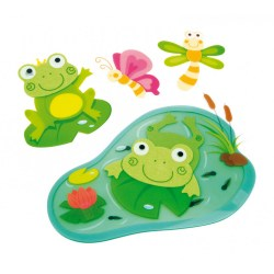 Wall stickers frog 2622