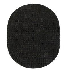 Zakrpa-jeans-crna