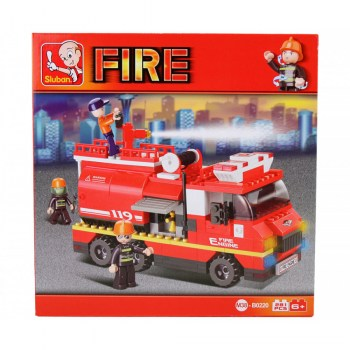 sluban fire car SB0220