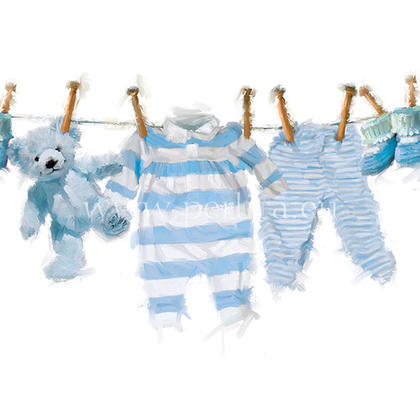 Salveta Baby boy clothes D20