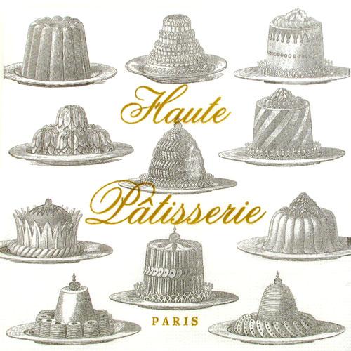 Salveta Haute Patisserie white UG2