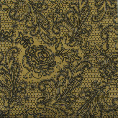Salveta Lace Royal Gold Black GL1