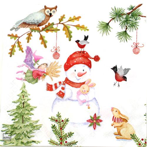 Salveta Playful Winter Fairies, BD1
