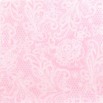 Salveta Lace Royal Pink GL1
